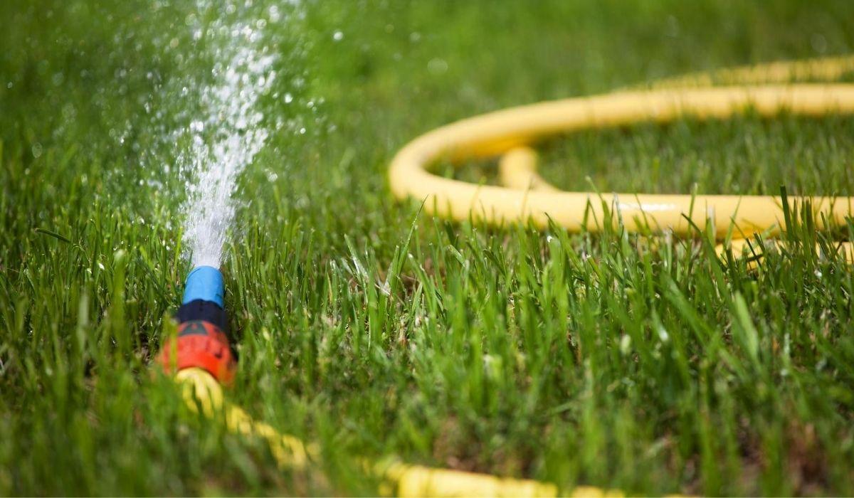 pressurized hose