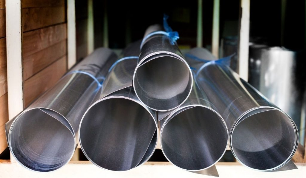 Galvanized Metal Coil