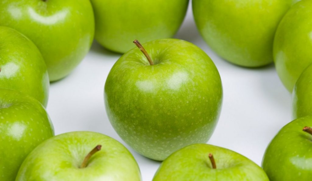 Manks Codlin apple