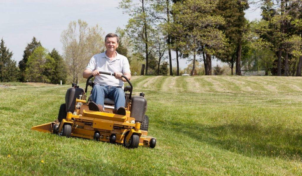 Zero-turn Lawnmowers