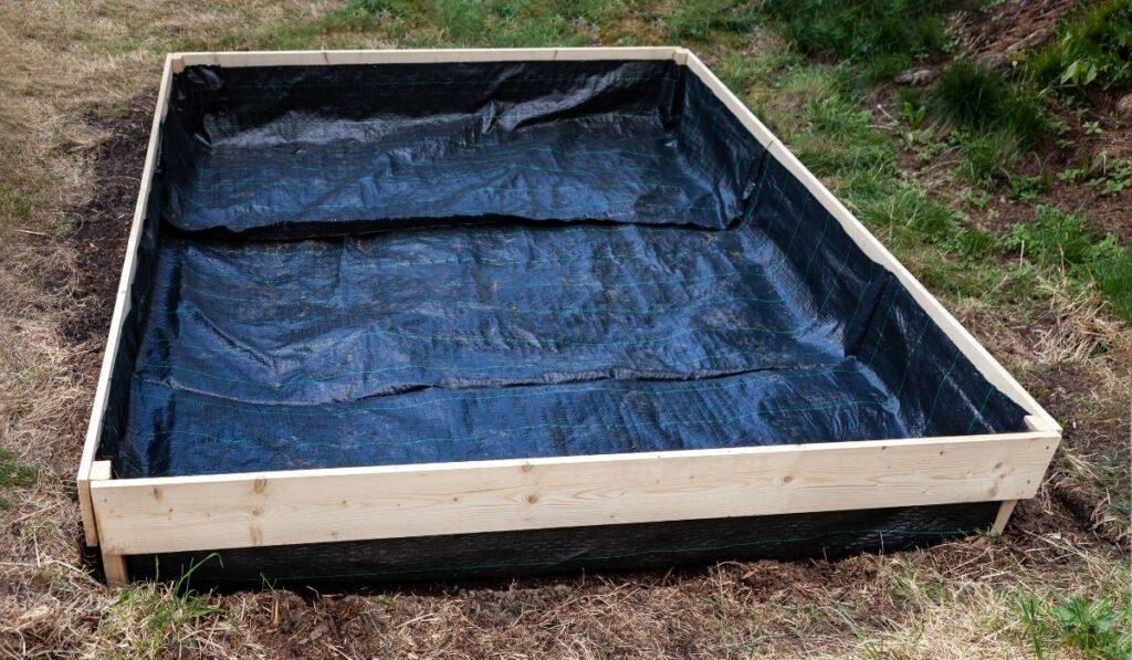 Raised Bed Garden Liner